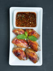 Chicken wings are one of the foods you can nutrition