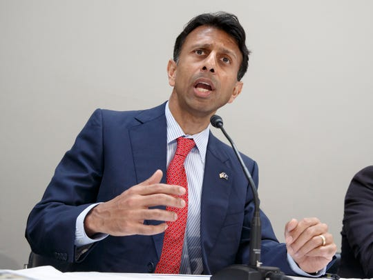 Louisiana Gov. Bobby Jindal talks about his plan for