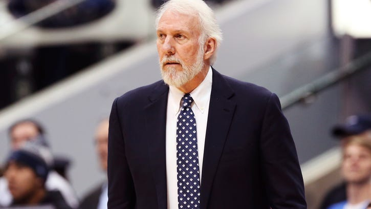 Gregg Popovich's hilarious answer on pregame pep talks after Spurs loss