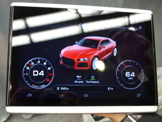 Audi Mobile Audi Smart Display