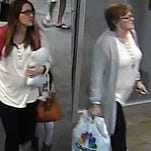 Pensacola luggage thieves sought by Pensacola Police Department