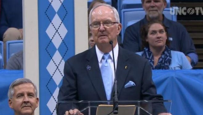 Woody Durham shares his memories of Dean Smith