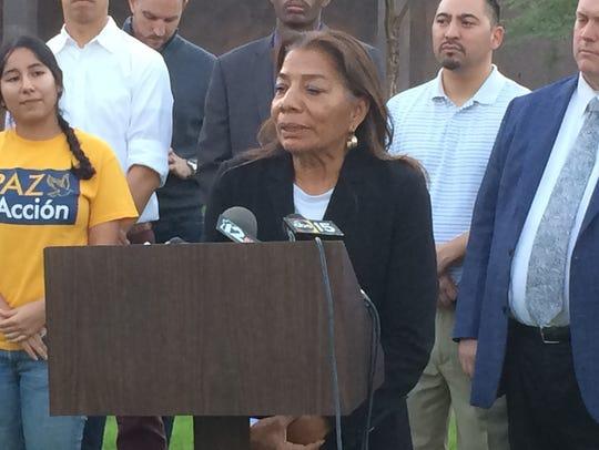 Petra Falcón, directora de Promise Arizona.