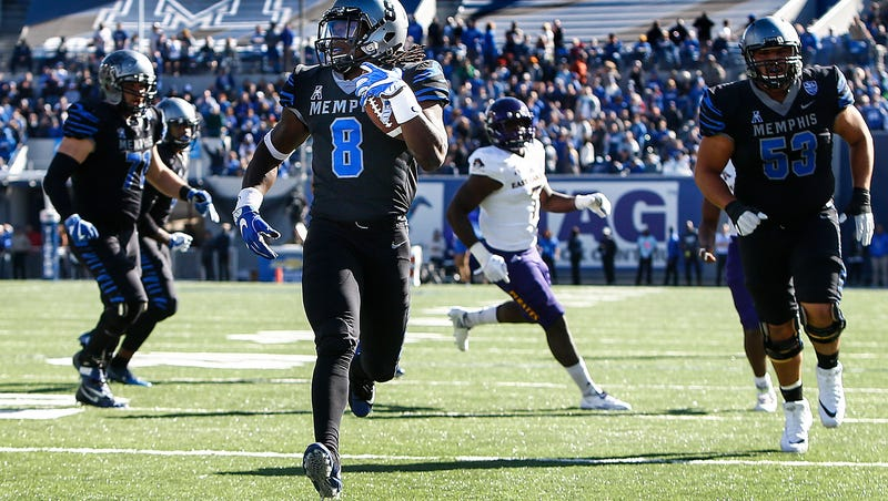 Memphis Tigers Football Could End Up Playing In The Liberty