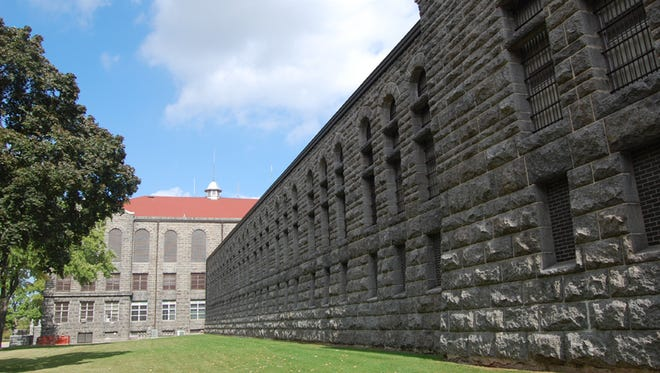 Green Bay Correctional Institution in Allouez.