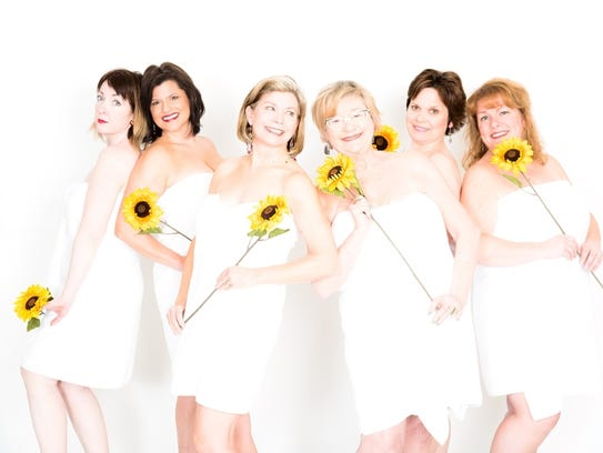 """Calendar Girls"" opens March 16 at Meadow Brook. The"