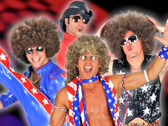Le Freak will perform at 9 p.m. Friday, June 9 at Brewster