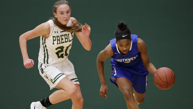 Green Bay Southwest's Jaddan Simmons will play at Arizona State University.
