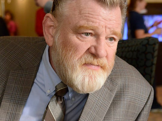 Brendan Gleeson stars as Bill Hodges, a retired cop