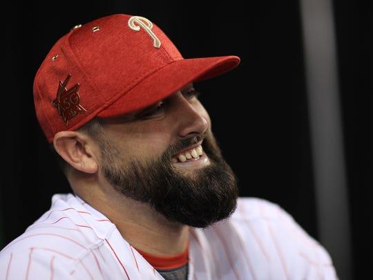 Pat Neshek carved out a 10-year major league career