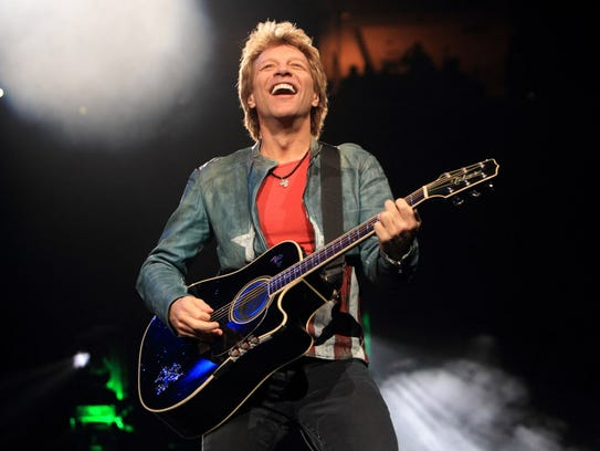 CONCERT PICK OF THE WEEK: Bon Jovi's tour, the first