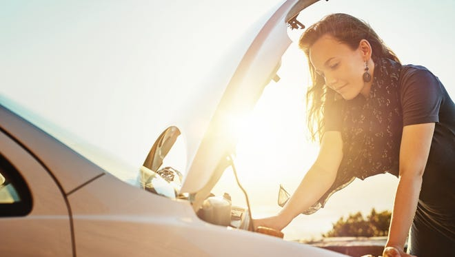 If the thought of getting under the hood fills you with dread, it shouldn't. Any car owner can accomplish small repairs.