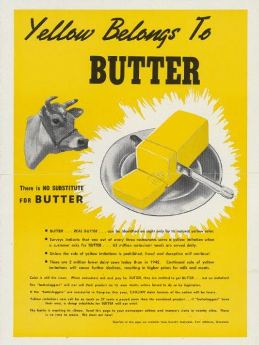 Butter promotional poster