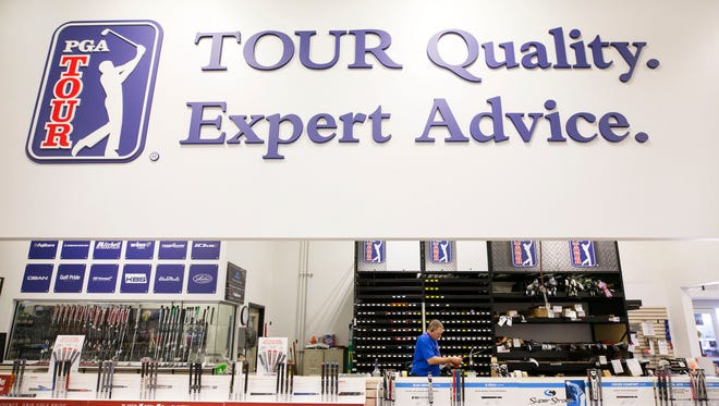 This PGA Tour Superstore in Scottsdale, Ariz., is one of 32 locations around the country.