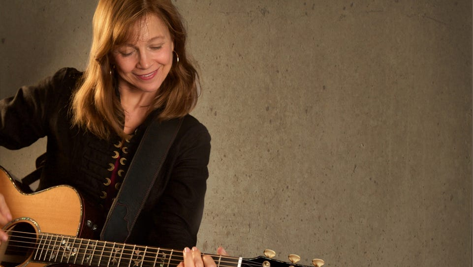 Carrie Newcomer will perform Dec. 2 at the Church Within.