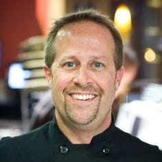 Colin Smith of Roundabout named Rancharrah chef