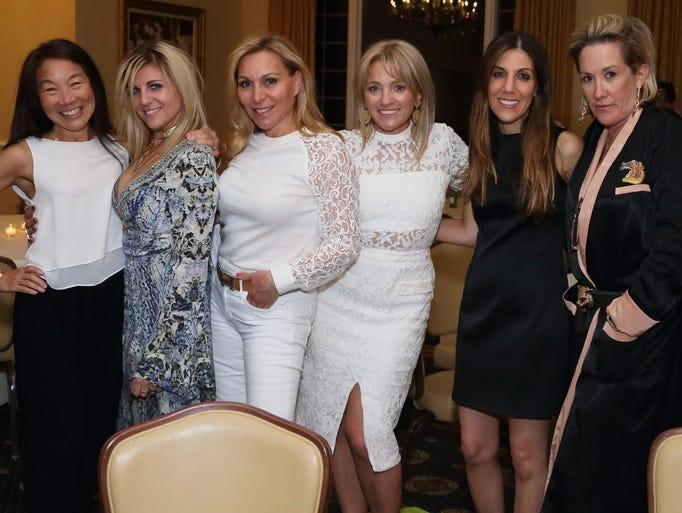Kelly Sacks, Gina Curko, Jeanette Avallone, Rana Leibowitz,