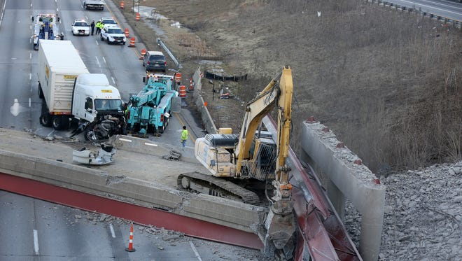 It's been 13 months since the old Hopple Street ramp collapsed and killed a construction foreman.