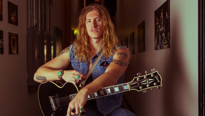 After touring with Zakk Wylde and Lynyrd Skynyrd, blues rock guitar virtuoso Jared James Nichols will headline a homecoming show at Shank Hall Thursday.