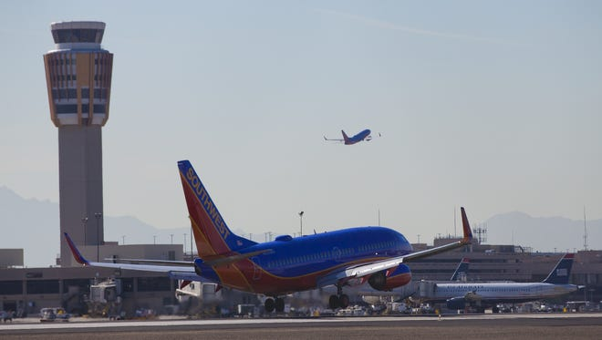 Phoenix Sky Harbor International Airport has been the site of a number of famous (and infamous) events over the years.