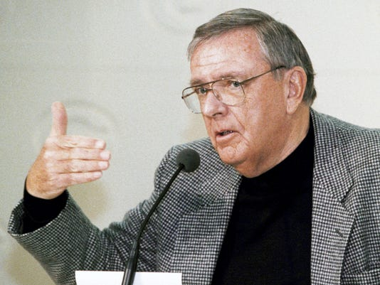 Susquehannock High School graduate Ron Wolf, who is best known for his successful stint as general manager of the Green Bay Packers, will be inducted into the Pro Football Hall of Fame on Saturday.