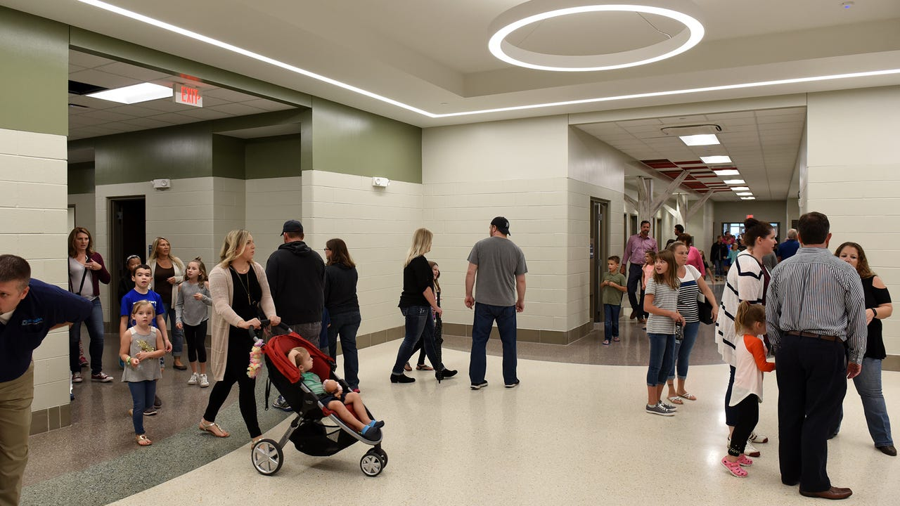 VIDEO - a quick tour of South Lyon's newest school Pearson Elementary