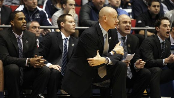A report says Wake Forest is interested in Chris Mack.