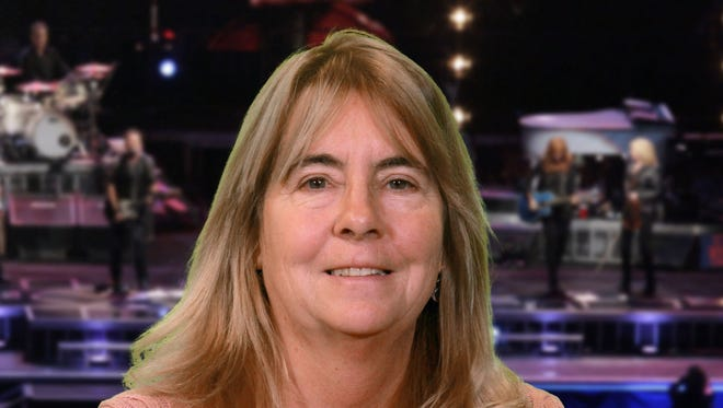 Asbury Park Press Reporter Jean Mikle
