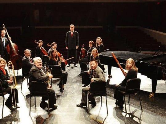 CLR-Presto Gateway Chamber Orchestra