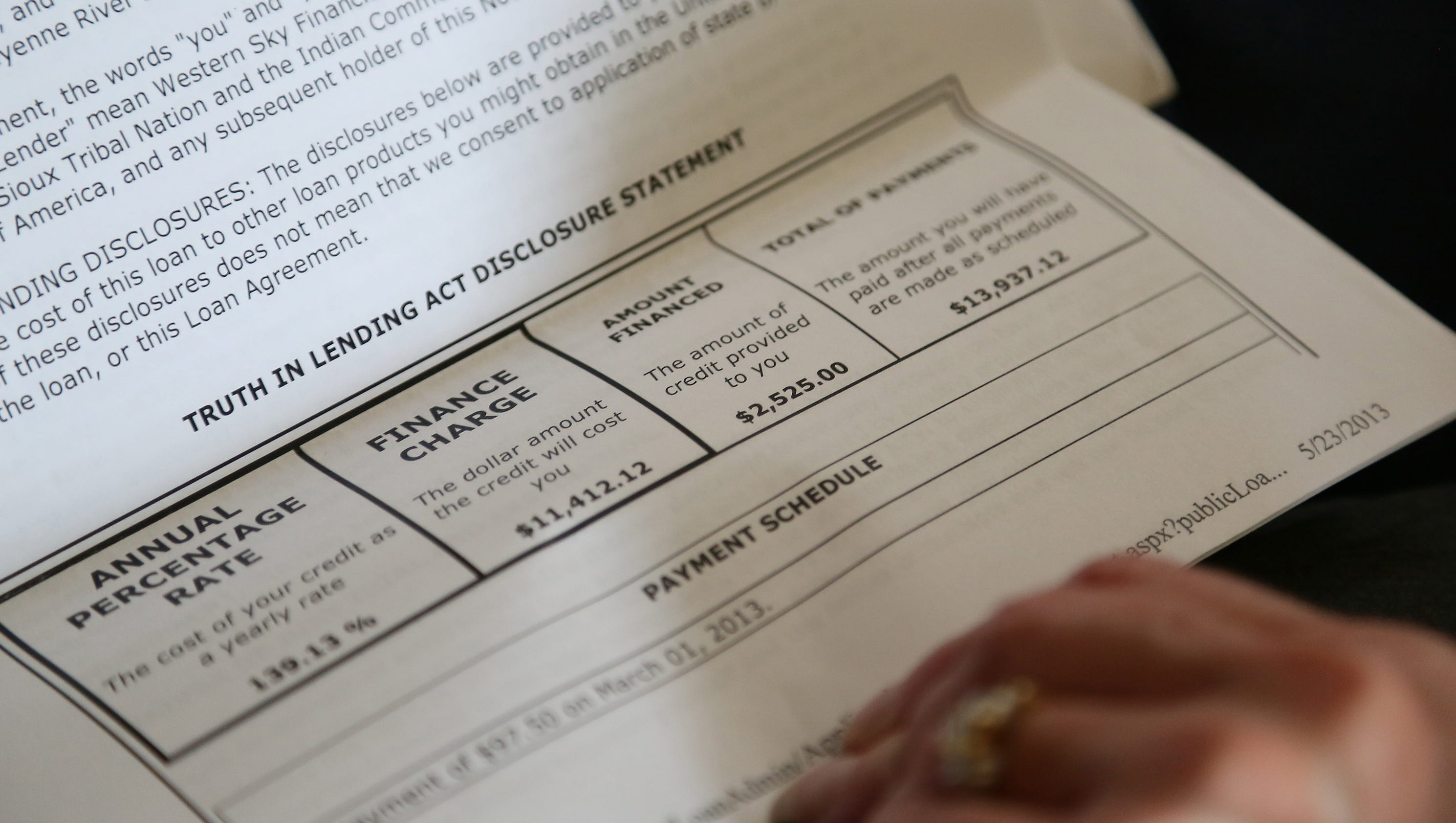 Western Sky Loans >> People ripped off by Western Sky loans to get refunds