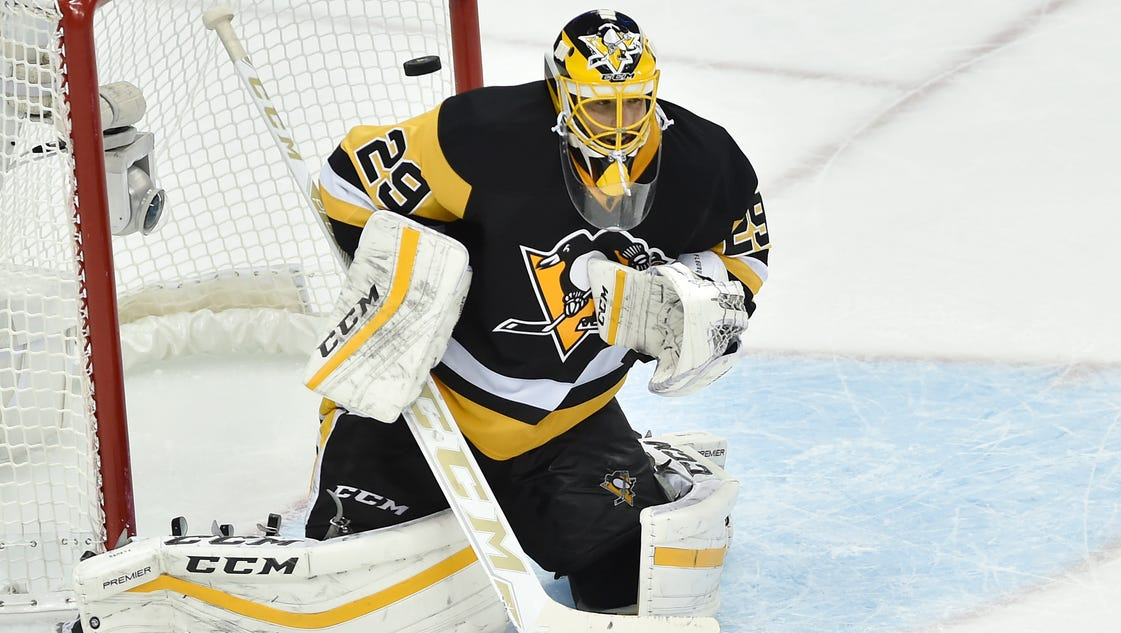 Who should start in net for Penguins in Game 6?
