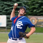 Detroit Catholic Central senior pitcher Grant Hartwig, bound for Miami (Ohio) University, was named All-Area Baseball Player of the Year.