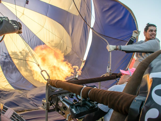 Images from The Great Reno Balloon Race photo contest.