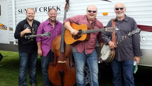 A second Special Consensus concert has been added this week at the White Gull Inn in Fish Creek.