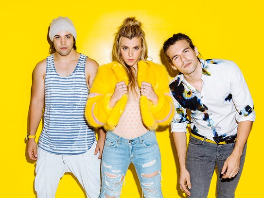 The Band Perry will perform at 8 p.m. May 13 at Sandia
