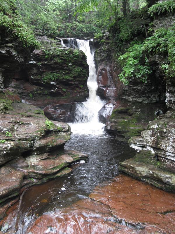 Bon Weekend Journey: Explore Waterfalls Galore At Pennsylvaniau0027s Ricketts Glen  State Park