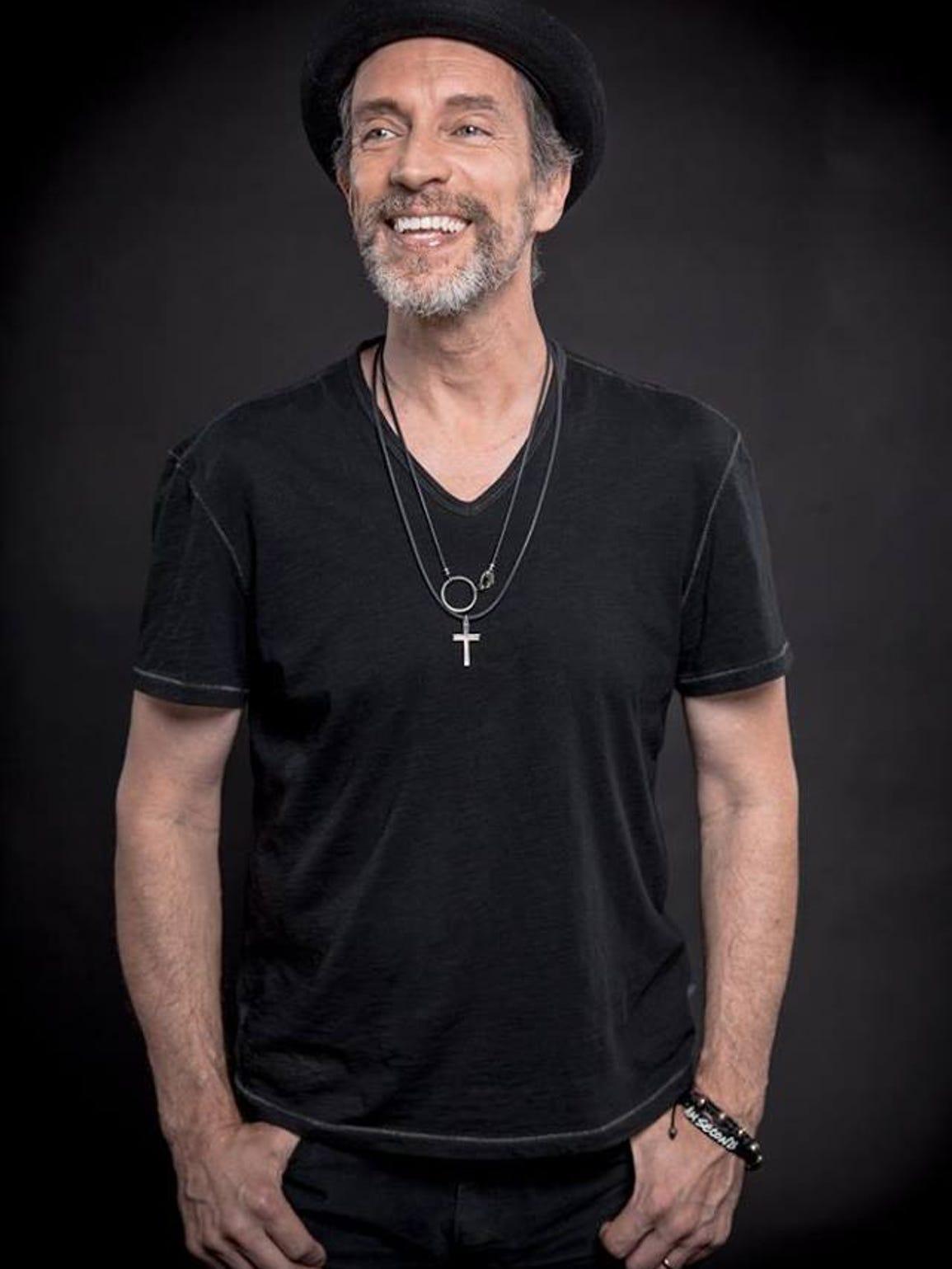 Gordon Kennedy will perform Saturday at Birdsong Studio