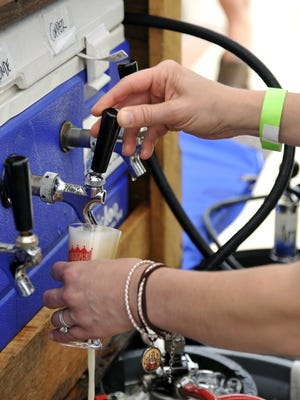 The Beer City Festival is May 28 in on Roger McGuire Green in downtown Asheville, in front of  the city and county government buildings. It is one of the area's biggest craft brew festivals.