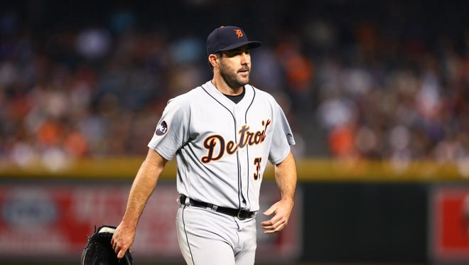 Justin Verlander won the AL Cy Young and MVP in 2011.