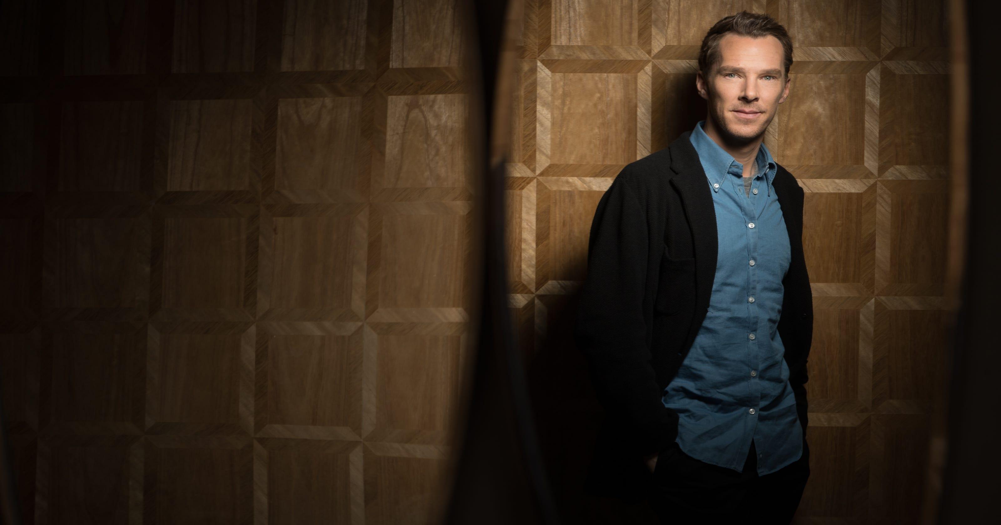 Benedict Cumberbatch Juggled Avengers Infinity War Patrick Melrose