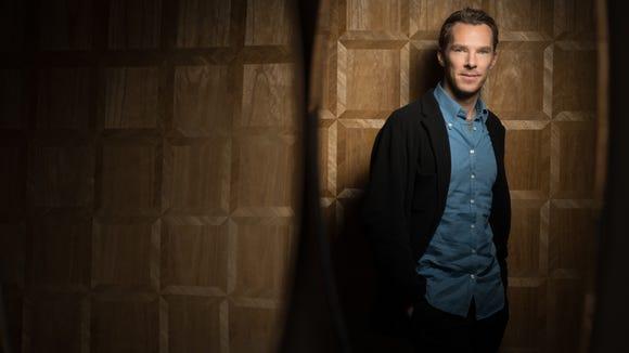 Benedict Cumberbatch plays Doctor Strange in 'Avengers: