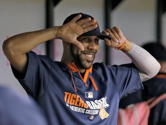 Tigers Rays Baseball (2)