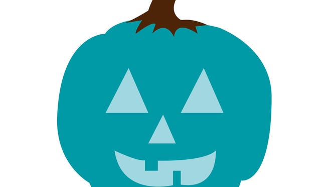 MCTA teal pumpkin means non-food treats are available. A teal pumpkin means non-food treats are available. (FARE/MCT)