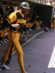 These 1978 San Diego Padres uniforms show what happens