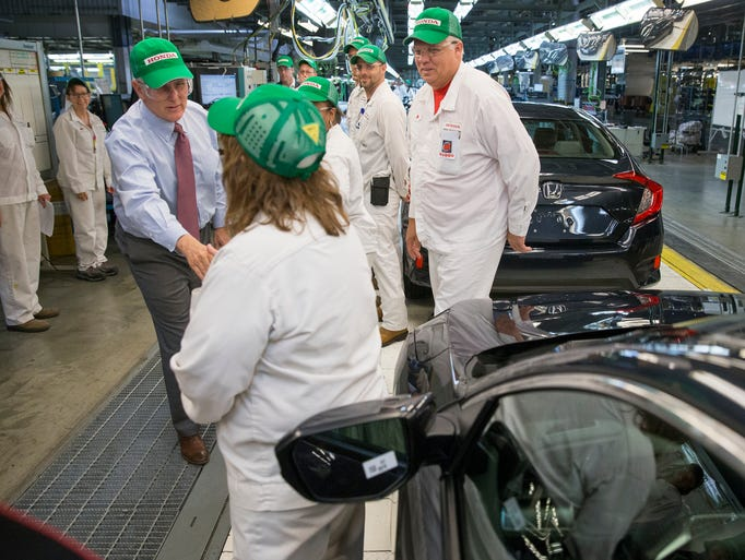 Honda To Add 100 Jobs Make Cr V