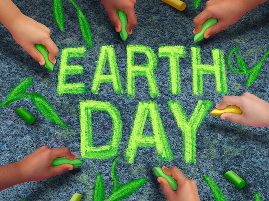 Earth Day celebrations this year will happen via toned-down, internet-only events during this public health crisis.