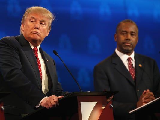 Republican Presidential Candidates Hold Third Debate In Colorado