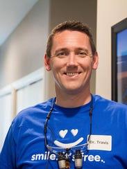 Dr. Travis Hunsaker and staff at Hunsaker Dental will