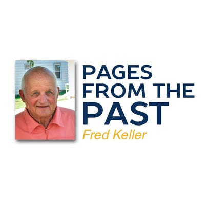 Pages from the past is a weekly feature in the Sussex Sun, compiled by Fred Keller.
