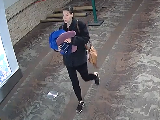 tucson airport baby abandoned